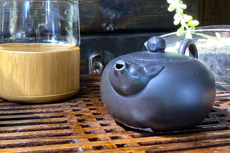 Чайник «Свинка счастья»