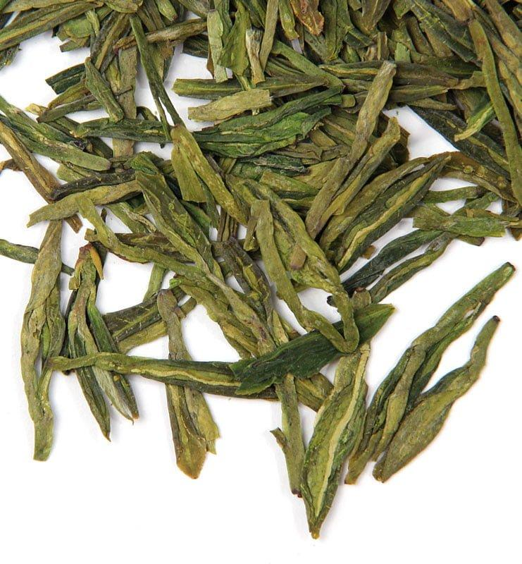 Бай Ча Лун Цзин, китайский зелёный чай № 900
