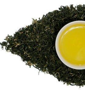 Билочунь, китайский зелёный чай №120