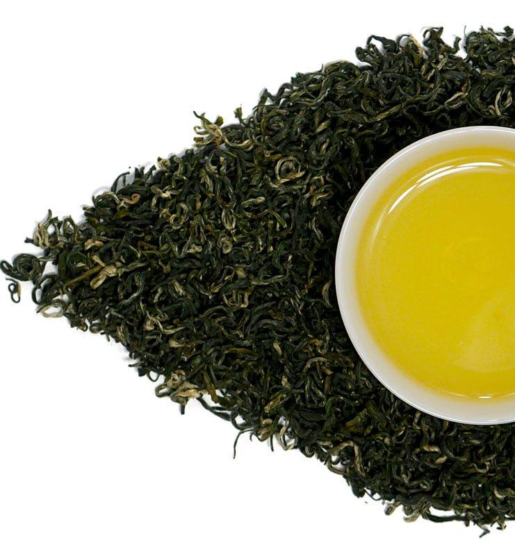 Билочунь, китайский зелёный чай (№120)