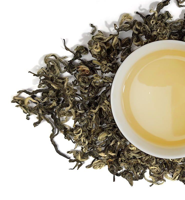 bilochun 360 15 - Билочунь китайский зелёный чай (№360)
