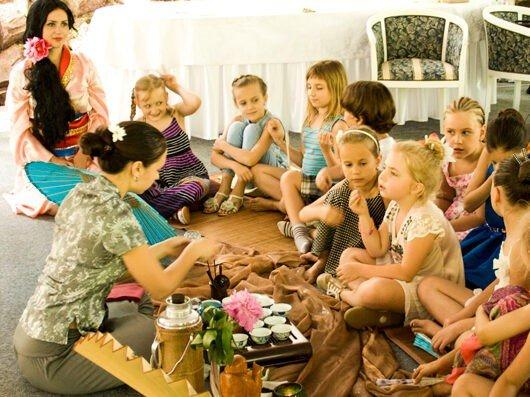 Церемония для детей