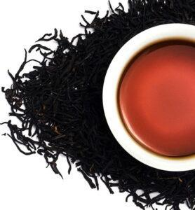 Ци Хун рассыпной красный (черный) чай №180  - фото