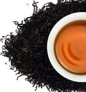 Цзинь Цзюнь Мэй коллекционный красный (черный) чай (№1200)  - фото