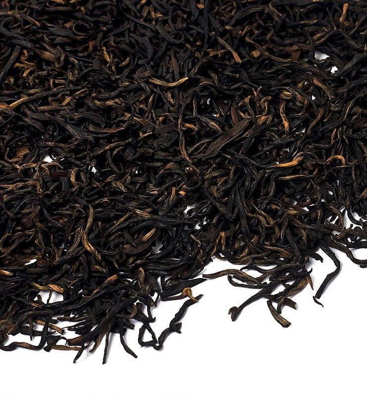 Цзинь Цзюнь Мэй коллекционный красный (черный) чай (№1200)