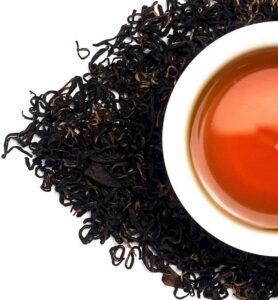 Цзю Цюй Хун Мэй красный (черный) чай (№180)  - фото