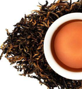 Дянь Хун Мао Фэн рассыпной красный (черный) чай № 150