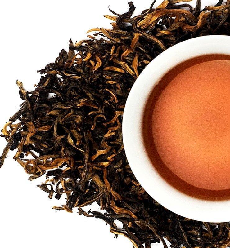 Дянь Хун Мао Фэн рассыпной красный (черный) чай (№150)