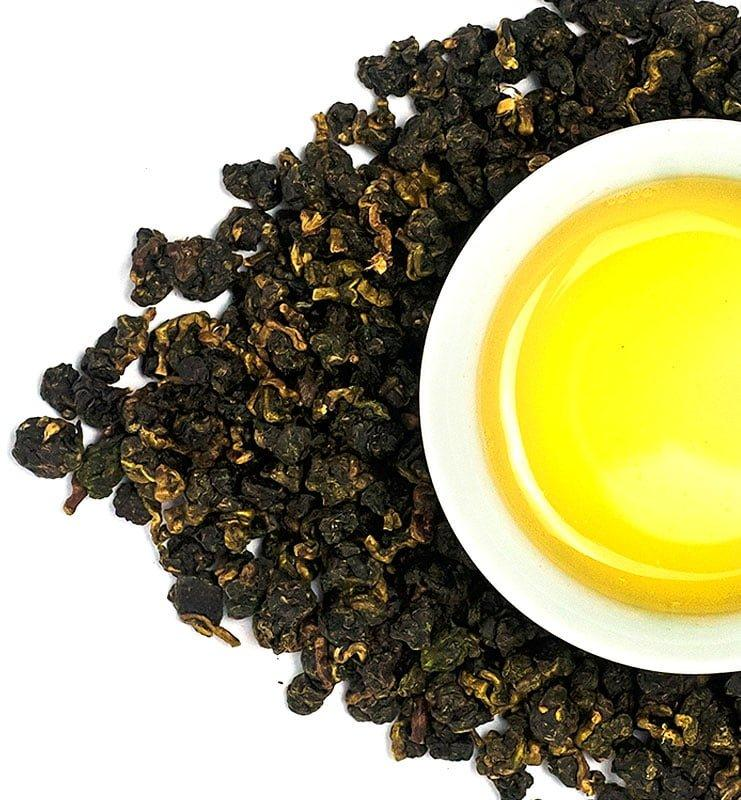 Дун Дин  высокогорный тайваньский чай Улун (№600)