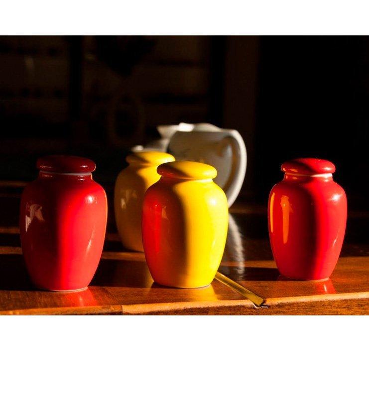 fgthfhghnfgh 23 - Чайница для чая из фарфора «Миниатюрные сокровища»