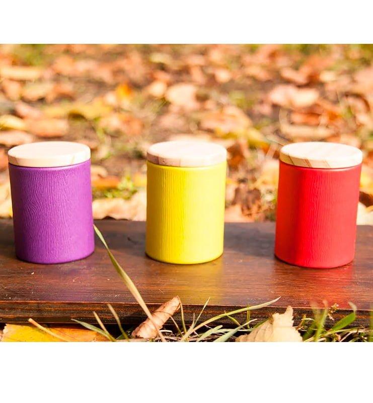fgthfhghnfgh 25 - Баночки для хранения чая с деревянной крышкой