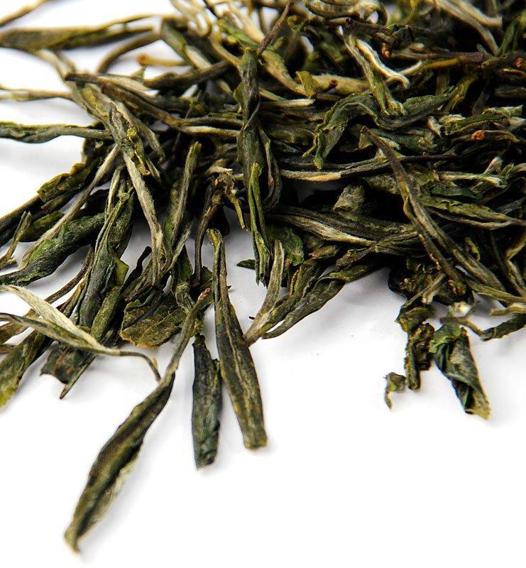 fu si gun pin 1 - Фу Си Гун Пин, китайский зелёный чай (№400)