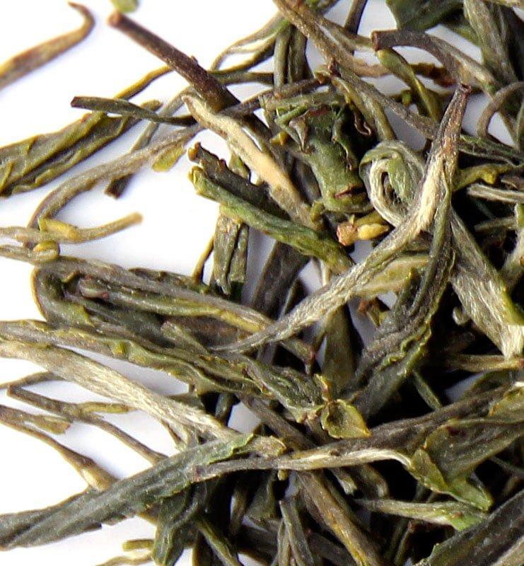 fu si gun pin 3 - Фу Си Гун Пин, китайский зелёный чай (№400)