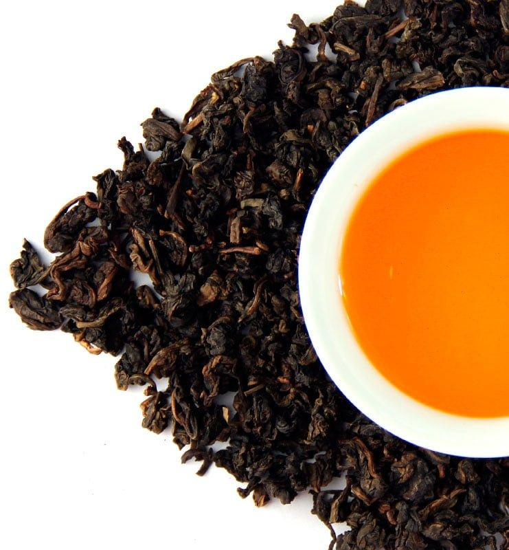 gaba 240 3 - ГАБА Лишань тайваньский чай Улун (№240)