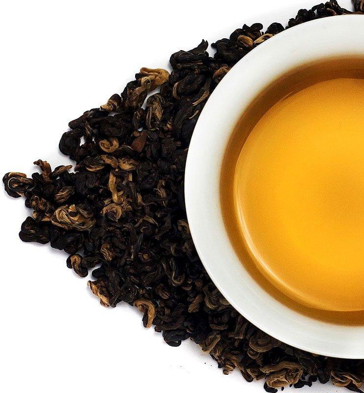 Габа Хун Би Ло красный (черный) чай №600