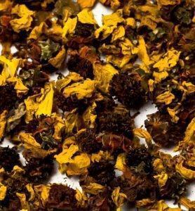 Цветы высокогорной хризантемы «Гао Шань Цзюй Хуа» № 750