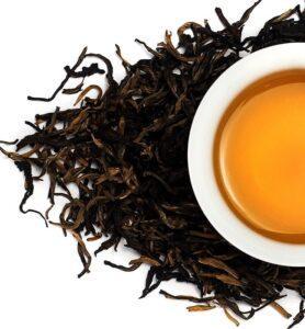 Гуй Хуа Хун Ча рассыпной красный (черный) чай №150  - фото