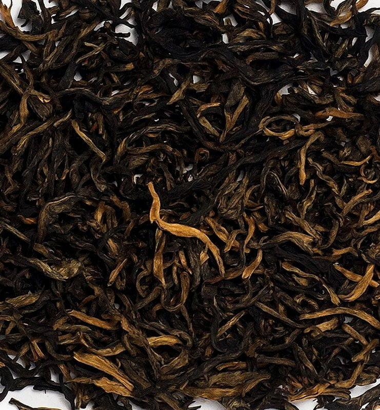 Гуй Хуа Хун Ча рассыпной красный (черный) чай № 150