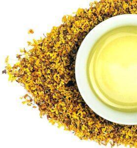 Цветы коричного дерева «Гуй Хуа», чай из цветов османтуса №400