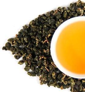 Гуй Хуа высокогорный тайваньский чай Улун №600  - фото