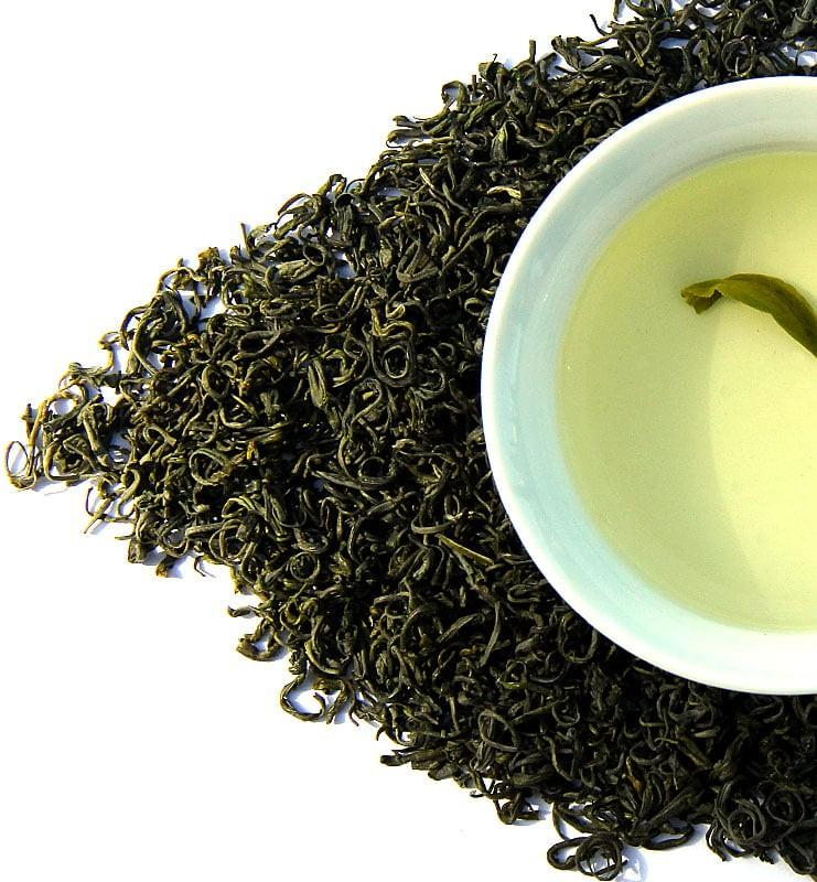 Гао Шань Люй Ча, китайский зелёный чай (№240)  - фото 2