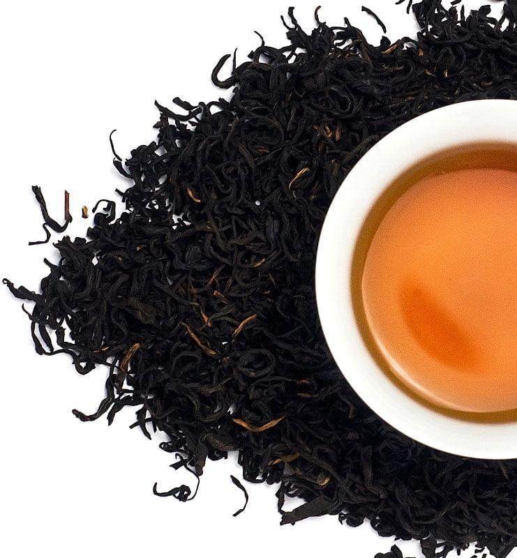 Цзинь Цзюнь Мэй рассыпной красный (черный) чай (№360)  - фото 2