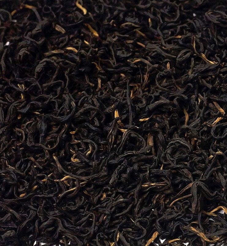 Цзинь Цзюнь Мэй рассыпной красный (черный) чай (№360)  - фото 3