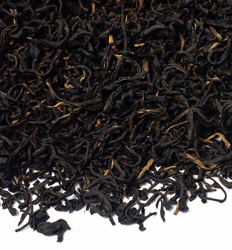 Цзинь Цзюнь Мэй рассыпной красный (черный) чай (№360)  - фото 4