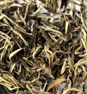 Юэ Гуан Мэй Жень белый рассыпной чай № 500