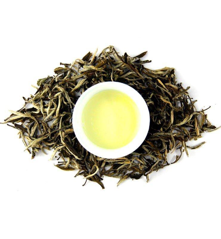 juje 500 3 - Юэ Гуан Мэй Жень белый рассыпной чай (№500)