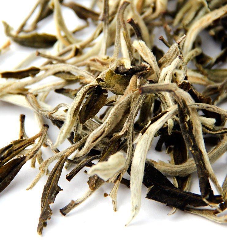 juje 500 - Юэ Гуан Мэй Жень белый рассыпной чай (№500)