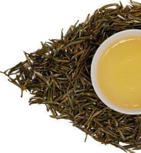 Цзюнь Шань Инь Чжень, жёлтый чай из пров. Хунань № 800