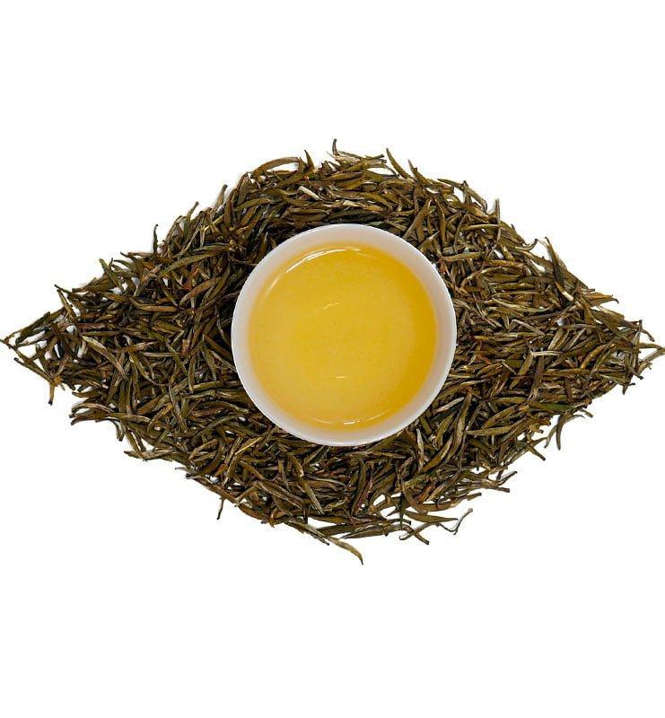 Цзюнь Шань Инь Чжень, жёлтый чай № 800