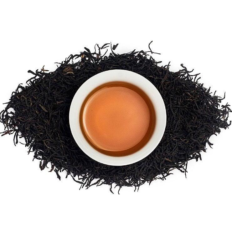 Ли Чжи Хун Ча рассыпной красный (черный) чай № 150