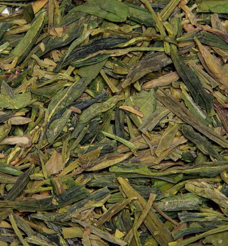 Лун Цзин, Колодязь дракона, китайський зелений чай (№180)
