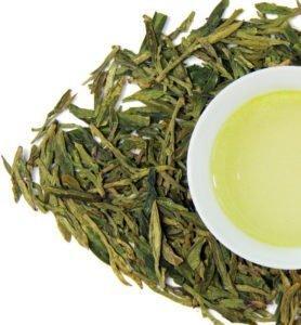 Си Ху Лун Цзин, китайский зелёный чай № 480