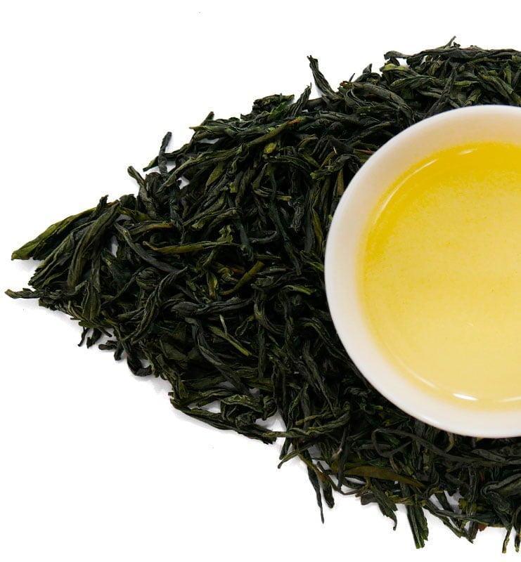 Люань Гуапянь, китайский зелёный чай (№360)  - фото 2