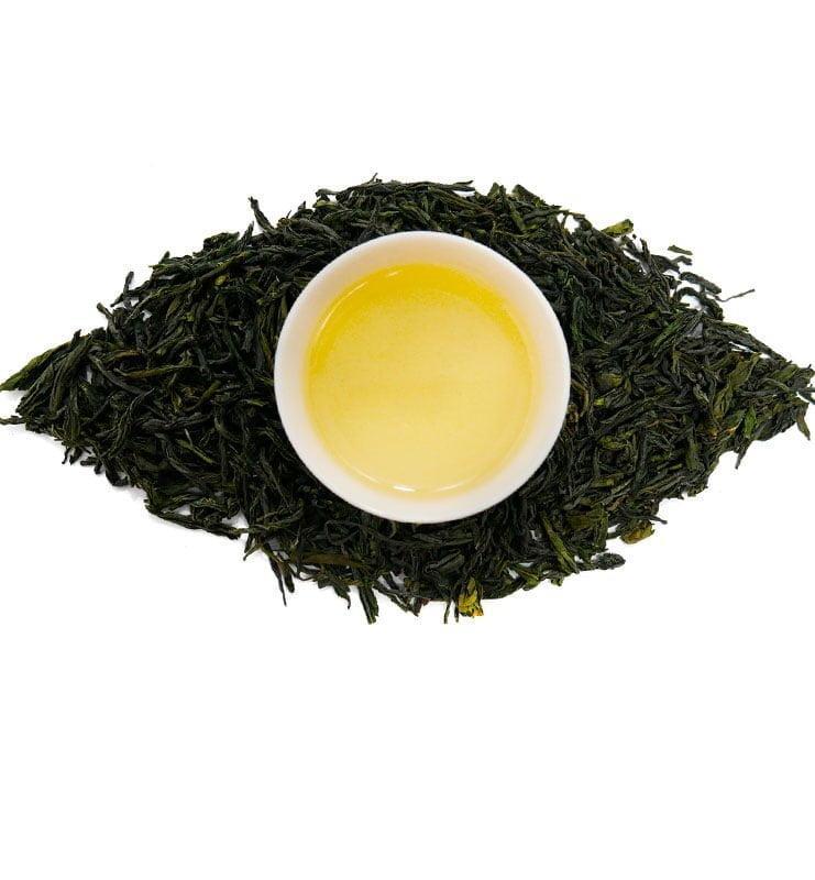 Люань Гуапянь, китайский зелёный чай (№360)  - фото 5