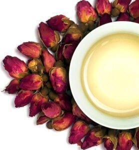 Цветы чайной розы «Мэй Гуй Хуа» (№200)  - фото