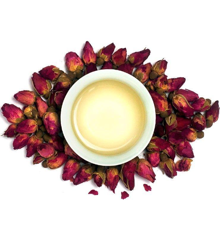 "miei gui 2 - Цветы чайной розы ""Мэй Гуй Хуа"" (№200)"