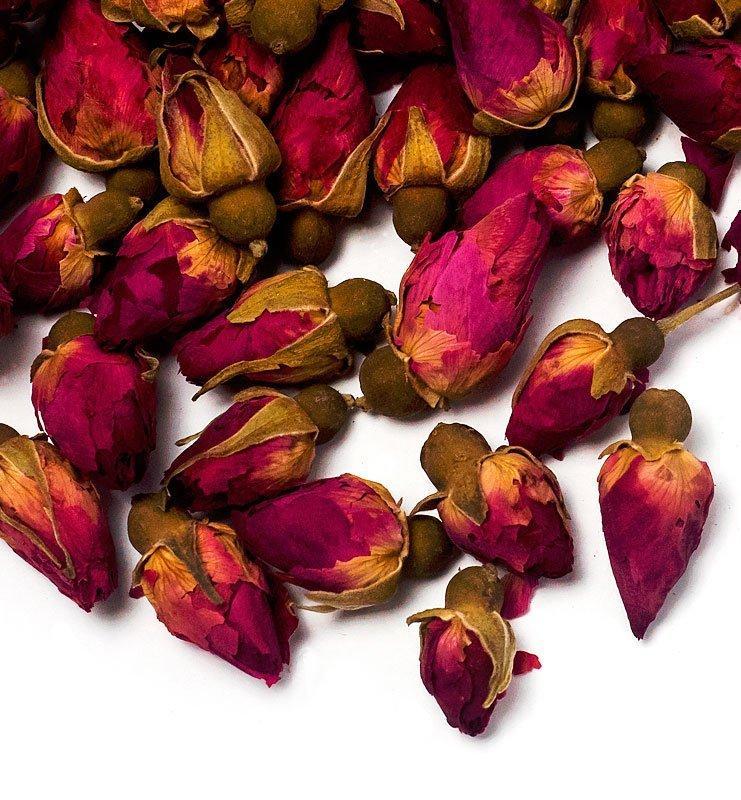 "miei gui 4 - Цветы чайной розы ""Мэй Гуй Хуа"" (№200)"