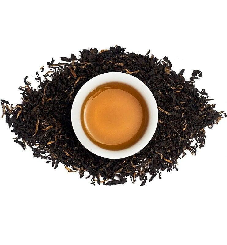 miei gui hun cha 150 2 - Мэй Гуй Хун Ча рассыпной красный (черный) чай (№150)