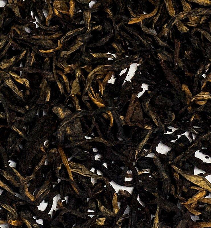 miei gui hun cha 150 3 - Мэй Гуй Хун Ча рассыпной красный (черный) чай (№150)