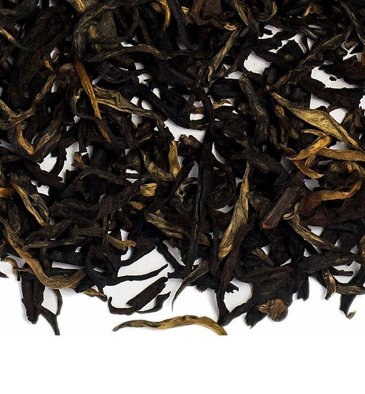 miei gui hun cha 150 4 - Мэй Гуй Хун Ча рассыпной красный (черный) чай (№150)