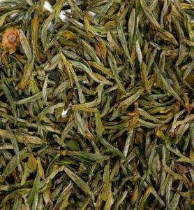 Мэн Дин Хуан Я, жёлтый чай № 900