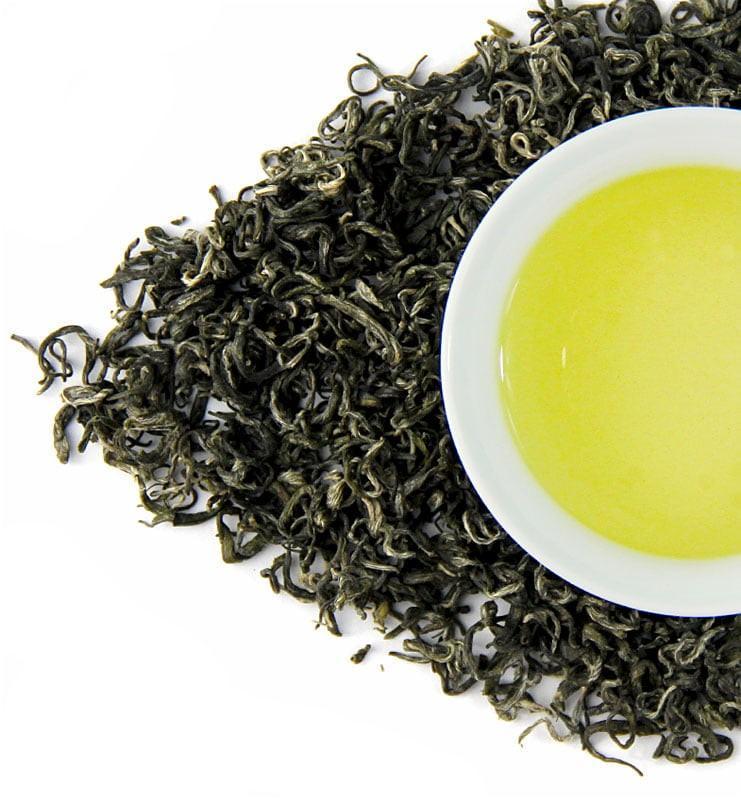 Мэн Дин Гань Лу, китайский зелёный чай № 720