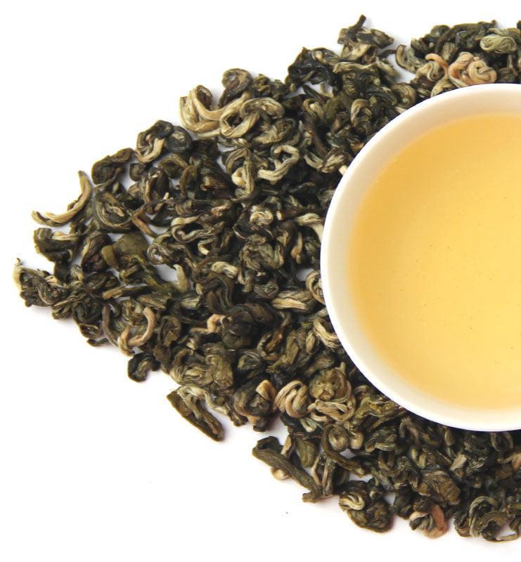 Моли Бай Мао Хоу белый чай с жасмином (№130)  - фото 2