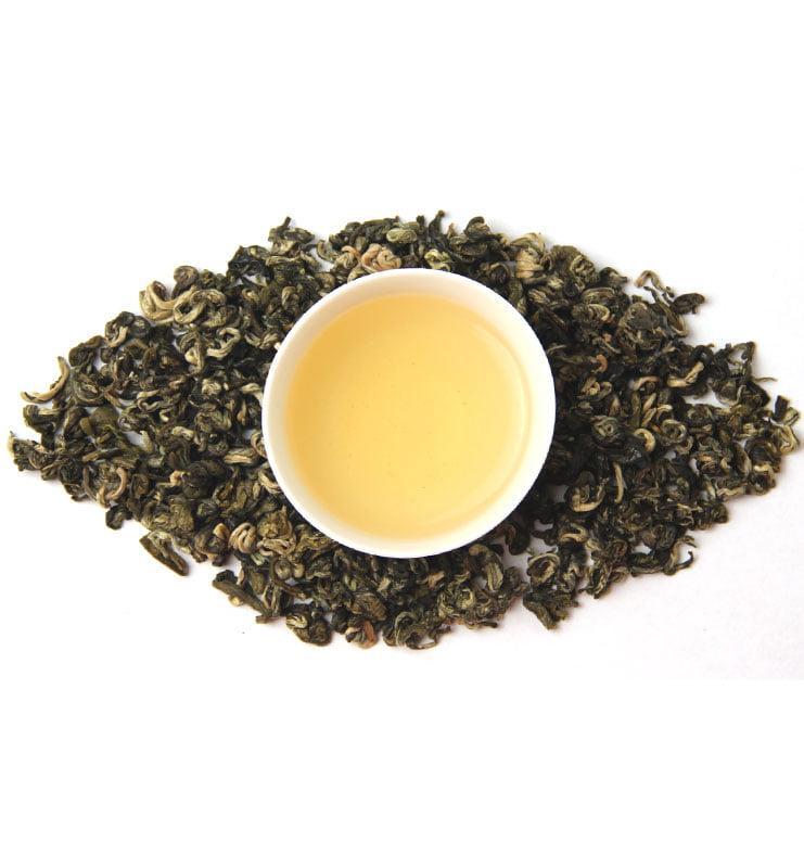 Моли Бай Мао Хоу белый чай с жасмином (№130)  - фото 5