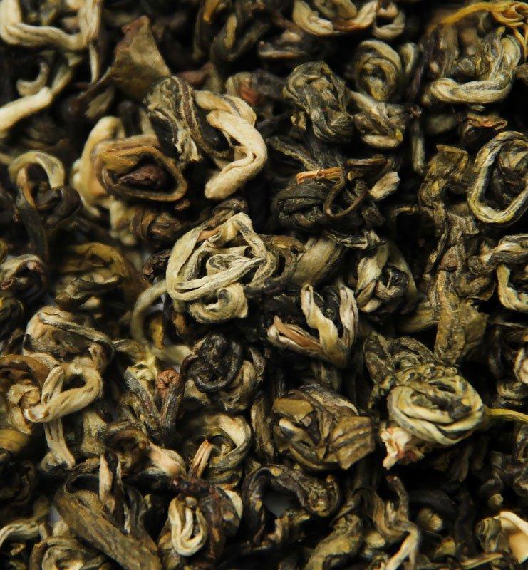 Моли Бай Мао Хоу белый чай с жасмином (№130)  - фото 3