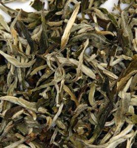 Моли Бай Мао Хоу белый рассыпной чай с жасмином № 130